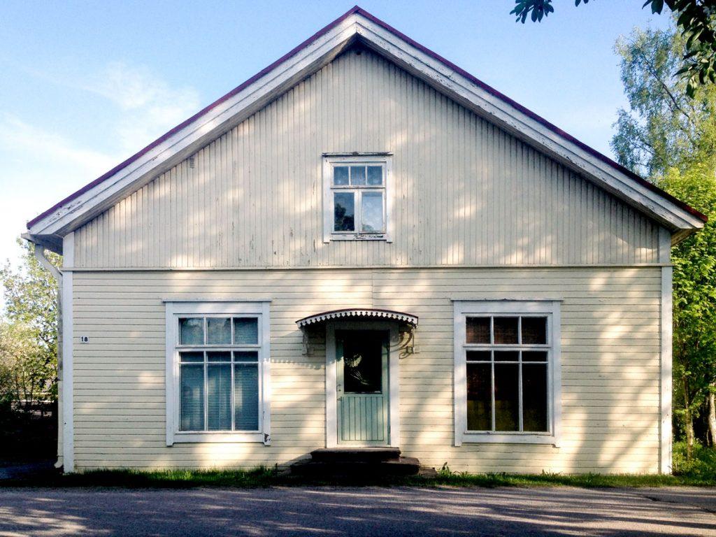 Vehree mainostoimisto, Koskenmäenkatu 18, Nokia