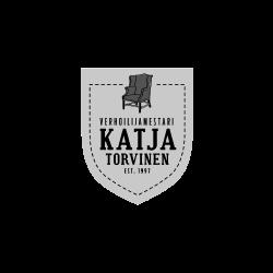 Vehree mainostoimisto: Logon suunnittelu // Referenssit // Verhoilijamestari Katja Torvinen logo