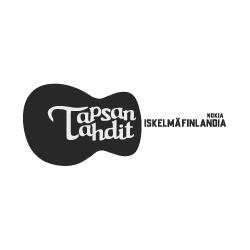 Logon suunnittelu / Referenssit / Tapsan Tahdit logo